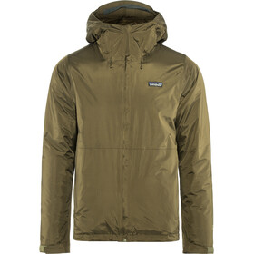 Patagonia Insulated Torrentshell Jacket Herr sediment